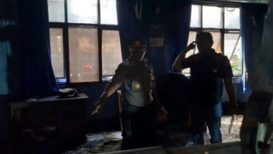 kantor dishub terbakar 390x220 - Gara-gara Dispenser, Sekdishub Sukabumi 'Ngungsi'