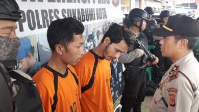 karyawan gsi 390x220 - Curi Bahan Sepatu, 2 Karyawan GSI Sukabumi Diborgol