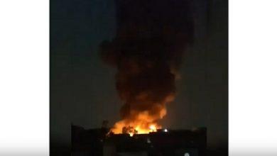 kebakaran cibeureum bandung 390x220 - Kebakaran Besar Terjadi di Cibeureum, Diduga dari Pabrik