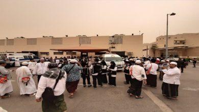 mbah moen wafat 390x220 - Kiai Maimoen Wafat, Langit di Makkah Ikut Berduka