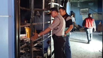 olah tkp kebakaran dishub 390x220 - Hasil Olah TKP, Kebakaran Dishub Kota Sukabumi Berasal dari Dispenser