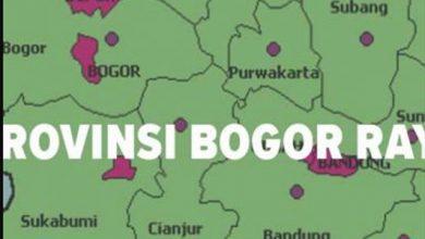 provinsi bogor raya 390x220 - Konsep Penyatuan Bogor Sukabumi Masuk di Meja Kemendagri