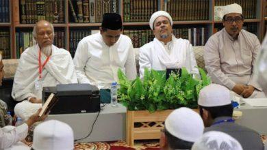 putra mbah moen 390x220 - Anak-anak Mbah Moen Bertemu Habib Rizieq di Mekkah