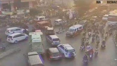 simpang sgc 390x220 - Polisi Minta Tugu Simpang SGC Dibongkar Gara-gara Bikin Macet