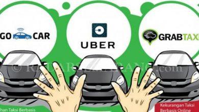 taksi online 390x220 - Soal Taksi Online Bebas Ganjil Genap Harus Dikaji Ulang