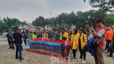 BEM Jakarta 390x220 - Badan Eksekutif Mahasiswa Jakarta Dukung UU KPK Hasil Revisi