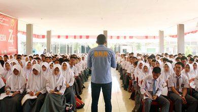 BNN Sukabumi 390x220 - BNNK Sukabumi Sasar Pelajar