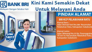 BRI KCP Pelabuhanratu Pindah Alamat 390x220 - BRI KCP Pelabuhan Ratu Pindah Alamat