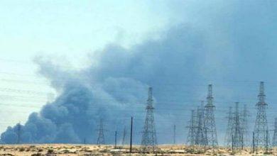 Bom Arab Saudi 390x220 - Kilang Minyak Arab Saudi Dibombardir, Amerika dan Inggris Murka ?