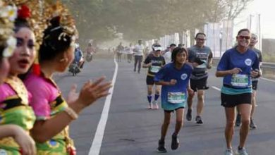Danone Aqua Marathon di Bali 390x220 - Danone-Aqua Kampanyekan Gerakan #BijakBerplastik 2019