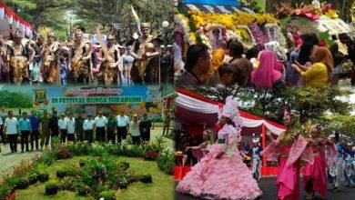 Festival bunga dan Budaya Sukabumi 390x220 - Festival Bunga dan Karnaval Budaya, Pamungkas HUT Kabupaten Sukabumi ke-149
