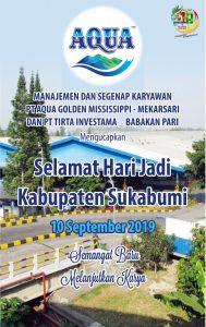 HUT Kab Sukabumi AQUA 189x300 - HUT Kabupaten Sukabumi ke 149, Meluruskan Sejarah Hari Jadi Kabupaten Sukabumi