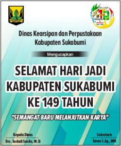 HUT Kab Sukabumi DINAS KEARSIPAN 249x300 - HUT Kabupaten Sukabumi ke 149, Meluruskan Sejarah Hari Jadi Kabupaten Sukabumi