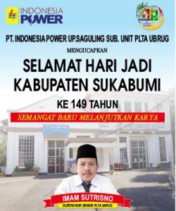 HUT Kab Sukabumi PLTA UBRUG 250x300 - HUT Kabupaten Sukabumi ke 149, Meluruskan Sejarah Hari Jadi Kabupaten Sukabumi