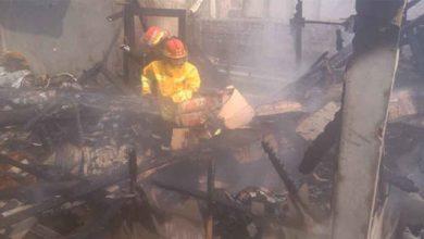 Kebakaran Bogor 390x220 - Gudang Warung di Kampung Jambu Hangus, Akibat Arus Pendek Listrik