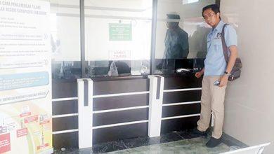 Kejari Kabupaten Sukabumi 390x220 - Lima Menit Mengambil Surat Tilang di Kejaksaan