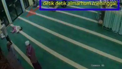 Meninggal di Masjid 390x220 - Video Pedagang Empek-empek, Meninggal Jelang Salat Subuh