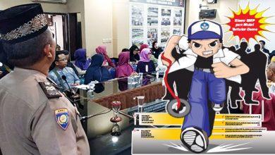 Pelajar SMP Gagal ke Jakarta 390x220 - Berbekal Gir, Gagal ke Jakarta, Lima Pelajar SMP Diamankan