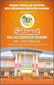 RS SEKARWANGI 191x300 - HUT Kabupaten Sukabumi ke 149, Meluruskan Sejarah Hari Jadi Kabupaten Sukabumi