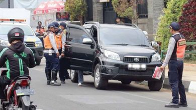 Razia Parkir Liar 390x220 - Gembos Ban Masih 'Bergentayangan'
