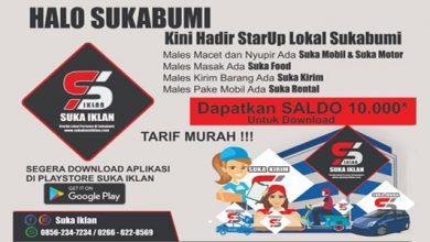 Suka Iklan Sukabumi 390x220 - Suka Iklan, Kini Hadir StarUp Lokal Sukabumi