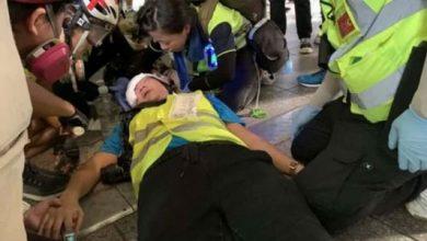 Wartawan Indonesia Tertembak di Hongkong 390x220 - Demo Hong Kong, Wartawan Indonesia Tertembak
