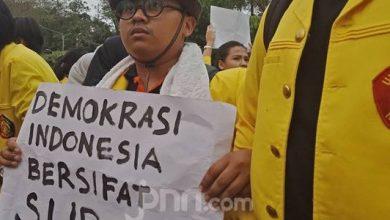 demo mahasiswa bandung 390x220 - Demo Mahasiswa, Bandung 'Setor' 6 Ribu Massa