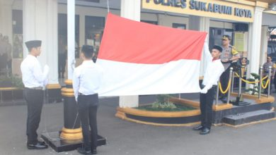 geng motor 390x220 - Ex Anggota Geng Motor Sukabumi Jadi Petugas Upacara, Unik!