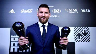 messi 390x220 - Messi Raih The Besf FIFA 2019, Gelar Individual ke-6