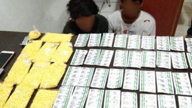 pil koplo kedungwaringin 390x220 - 2 Pengedar Pil Koplo di Kedungwaringin Dibekuk Polisi