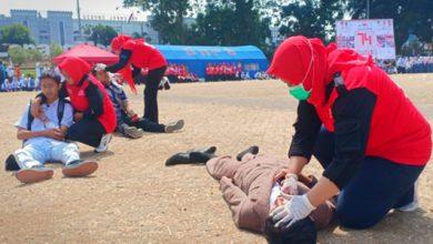 pmi kota sukabumi 390x220 - Masyarakat Kota Sukabumi Harus Waspada Potensi Bencana