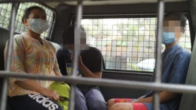 tersangka 390x220 - Sedih Campur Murka, Ayah Kandung Balita Sukabumi Sebut Hukuman Mati