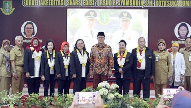 Achmad Fahmi RSUD R Syamsudin SH 390x220 - Fahmi Targetkan RSUD R Syamsudin SH Naik Akreditasi