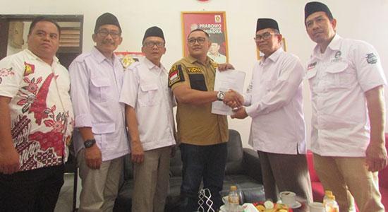 Adjo Gerindra - Adjo Siap Jadi Kader, Empat Calon Sudah Merapat ke Gerindra