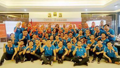 BPR Nusamba Sukaraja Digembleng 1 390x220 - Puluhan Karyawan BPR Nusamba Sukaraja Digembleng