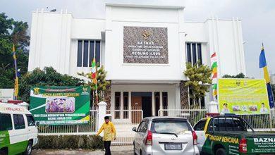 Baznas Kabupaten Sukabumi 390x220 - Baznas Kabupaten Sukabumi Bantu 257 Rutilahu