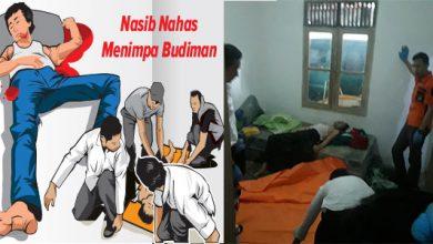 Budiman Tewas di GSI 390x220 - Jasad Budiman Dievakuasi Keluarganya ke Jakarta