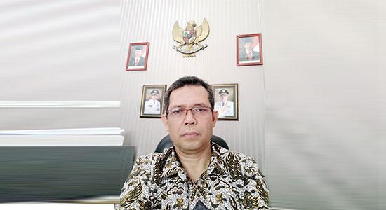 Direktur Umum dan Keuangan Perumda AM TJM Kabupaten Sukabumi - Perumda AM TJM Tingkatkan SDM Petugas