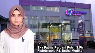 Eka Fatma Perdani Putri 390x220 - Penanganan Fisioterapi Pada Kondisi Delayed Onset Muscle (Kelelahan otot)