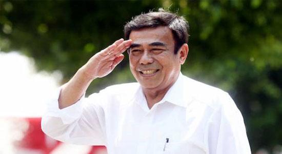 Fachrul Razi - Jenderal (Purn) Fachrul Razi Tokoh militer Asal Aceh Muncul di Istana