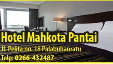 Hotel Mahkota Pantai Palabuhanratu 390x220 - Hotel Mahkota Pantai