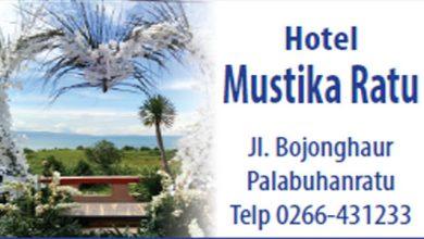 Hotel Mustika Ratu Sukabumi 390x220 - Hotel Mustika Ratu
