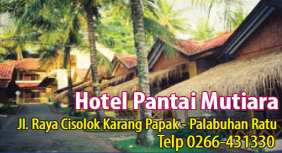 Hotel Pantai Mutiara Palabuhanratu - Hotel Pantai Mutiara