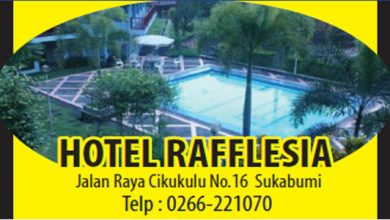 Hotel Raflesia Sukabumi 390x220 - HOTEL RAFFLESIA SUKABUMI