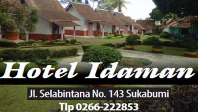 Hotel idaman Sukabumi 390x220 - Hotel Idaman