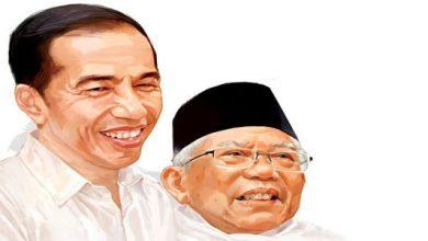 Jokowi Maruf Amin 390x220 - Jokowi Fokus Lima Pembangunan Ini, Untuk Keluar Dari Jebakan Negara Menengah