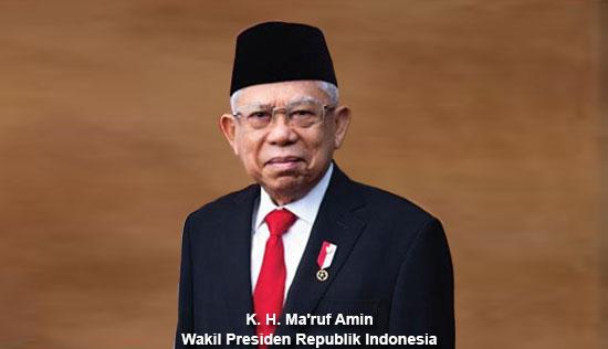 K. H. Maruf Amin - Hari Pertama Kerja, Wakil Presiden RI, KH Ma'ruf Amin Langsung ke Jepang