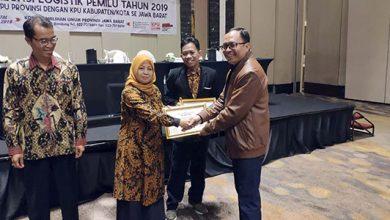 KPU Kota Sukabumi 390x220 - KPU Sabet Penghargaan Pemilih Berkualitas