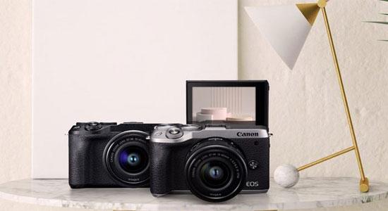 Kamera mirrorless Canon EOS M6 Mark II - Kamera Mirrorless Canon EOS M6 Mark II, Fitur dan Keunggulannya