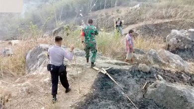 Kebakaran Gunungguruh 390x220 - Lagi, Karhutla Terjadi di Gunungguruh